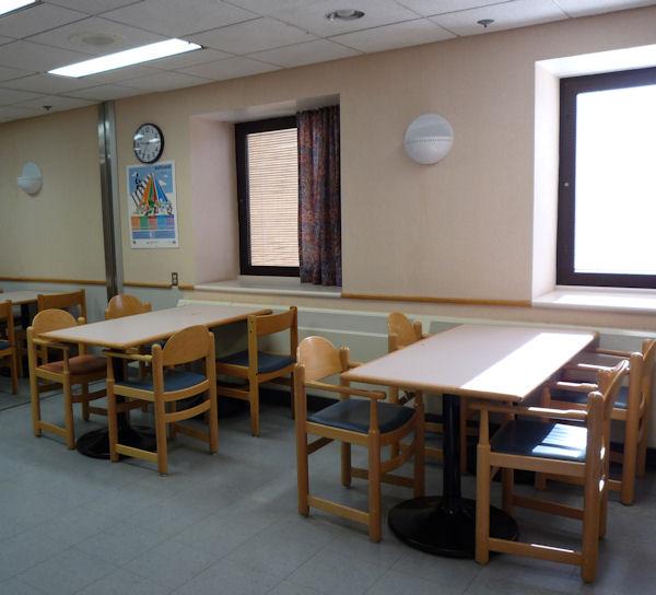 Psychiatric Hospital Room