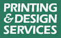 printing and design services logo